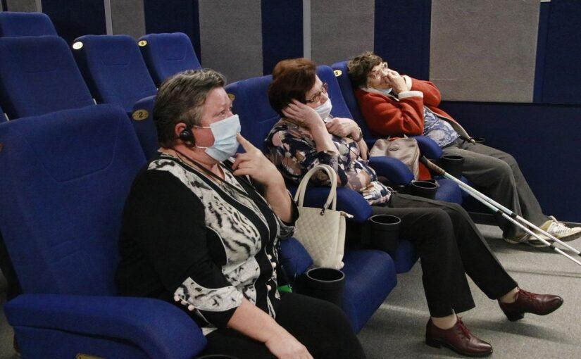 Фильмы Кинозала ИКЦ теперь могут «увидеть» и слабовидящие